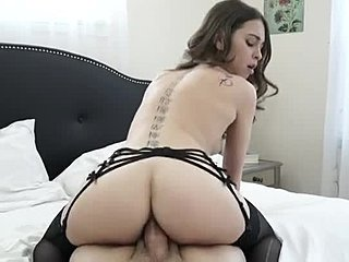 Naughty, Pov, Homemade, Stockings, Pussy, Teen, Brunette